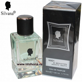 "801-M ""SILVANA"" B.SEDUCTION AROMATIC-AQUATIC"