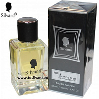 "812-M ""SILVANA"" CHANGE BLEU WOODY-AROMATIC"