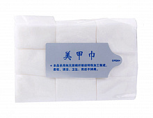 Безворсовые салфетки Nail Wipes BS001